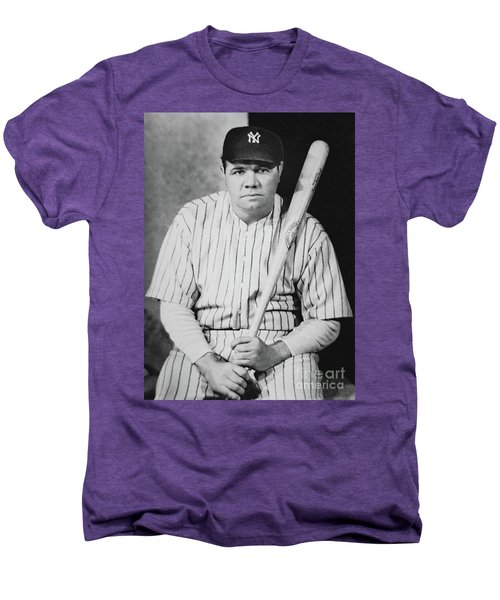 Babe Ruth Men's Premium T-Shirt