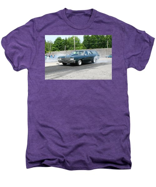 8571 06-15-2015 Esta Safety Park Men's Premium T-Shirt
