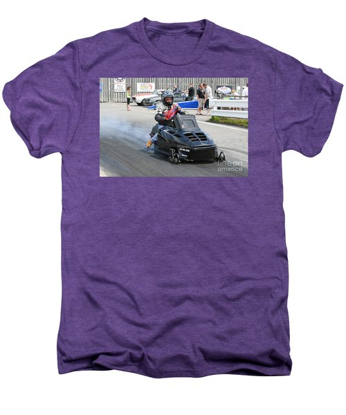 8743 06-15-2015 Esta Safety Park Men's Premium T-Shirt