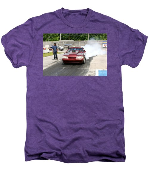 8912 06-15-2015 Esta Safety Park Men's Premium T-Shirt