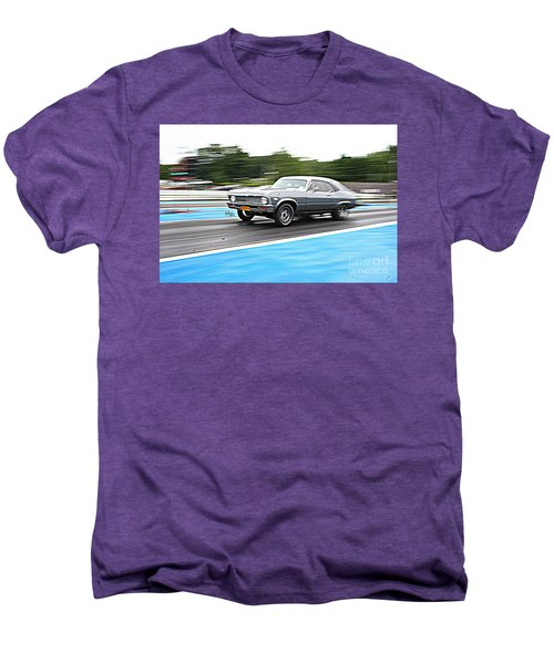 9030 06-15-2015 Esta Safety Park Men's Premium T-Shirt