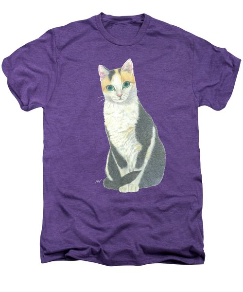 A Calico Cat Men's Premium T-Shirt