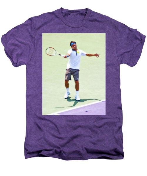 A Hug From Roger Men's Premium T-Shirt