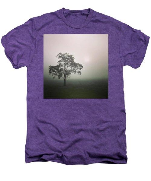 A Walk Through The Clouds #fog #nuneaton Men's Premium T-Shirt