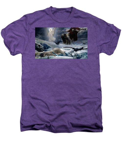 Ahasuerus At The End Of The World Men's Premium T-Shirt