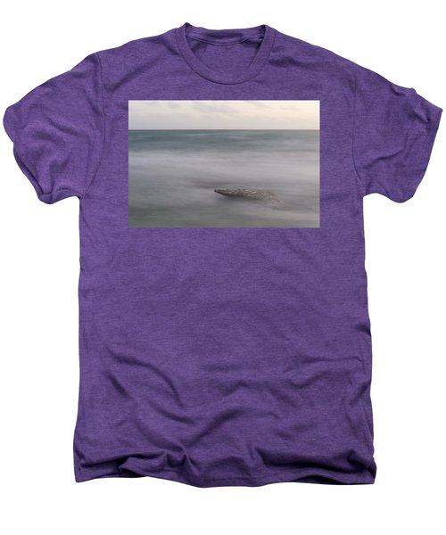 Alone Men's Premium T-Shirt by Alex Lapidus