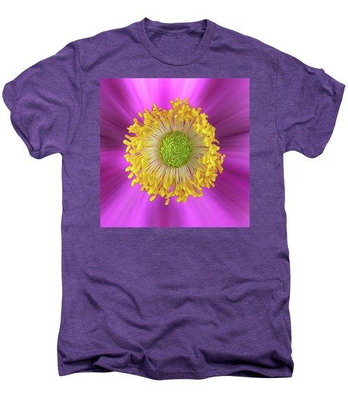 Anemone Hupehensis 'hadspen Men's Premium T-Shirt