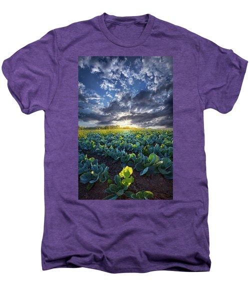 Ankle High In July Men's Premium T-Shirt