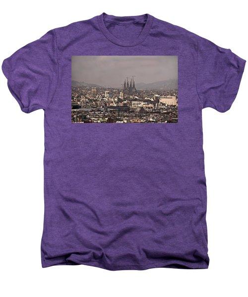 Barcelona Men's Premium T-Shirt