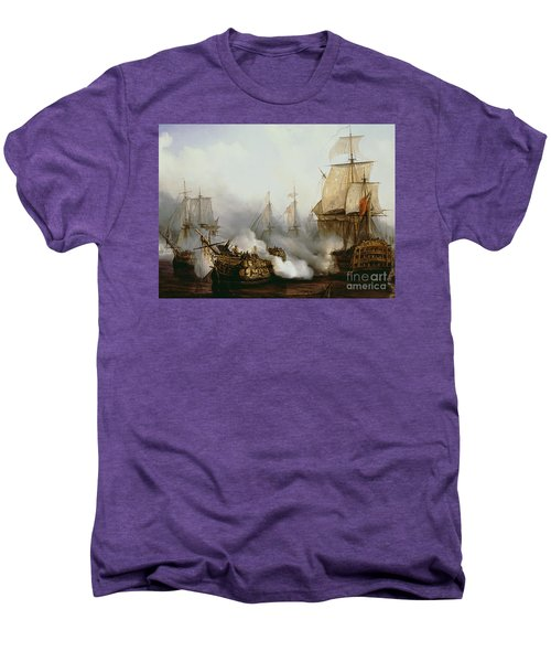 Battle Of Trafalgar Men's Premium T-Shirt