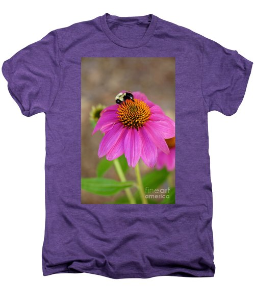 Bee Happy Men's Premium T-Shirt