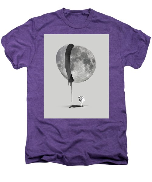 Bleeding Moon Men's Premium T-Shirt