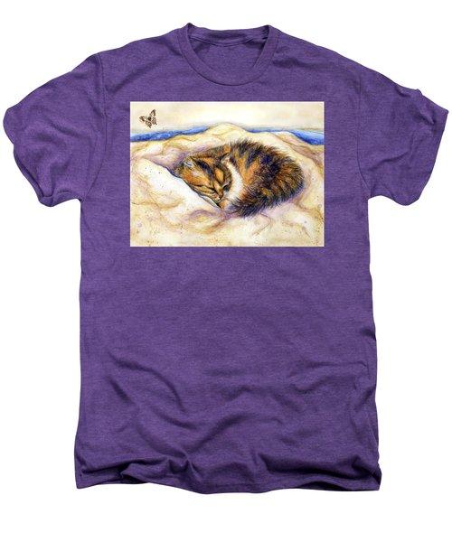 Butterfly Dreams Men's Premium T-Shirt