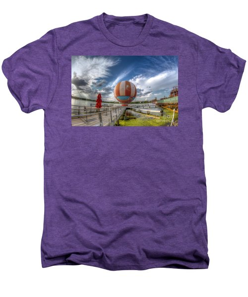 Characters In Flight Men's Premium T-Shirt