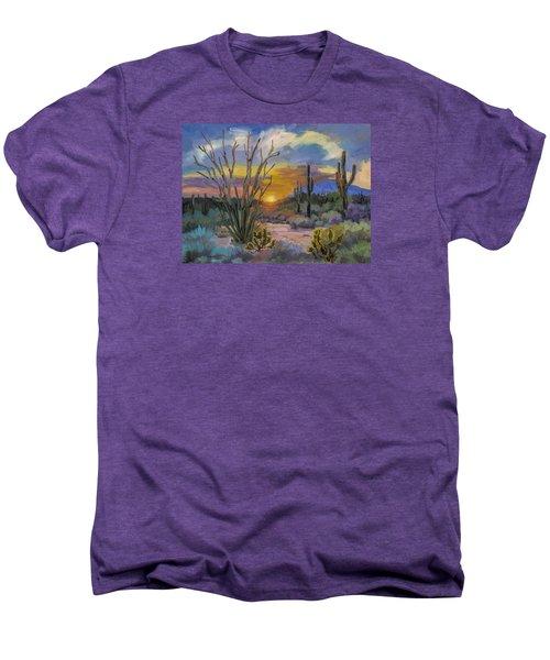 God's Day - Sonoran Desert Men's Premium T-Shirt