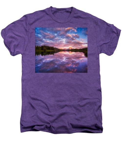 Grand Sunrise Men's Premium T-Shirt
