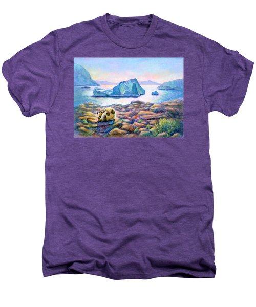 Half Hidden Men's Premium T-Shirt