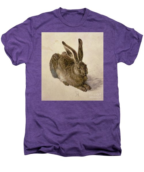 Hare Men's Premium T-Shirt