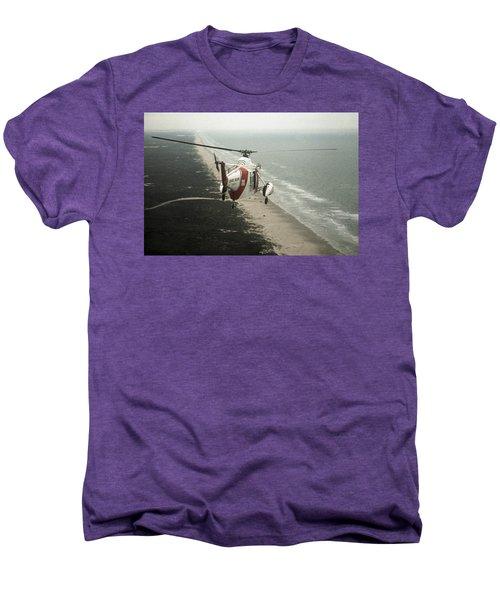 Hh-52a Beach Patrol Men's Premium T-Shirt