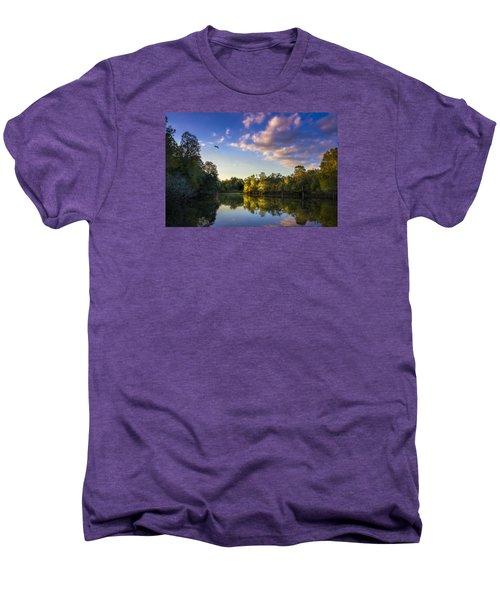 Hidden Light Men's Premium T-Shirt