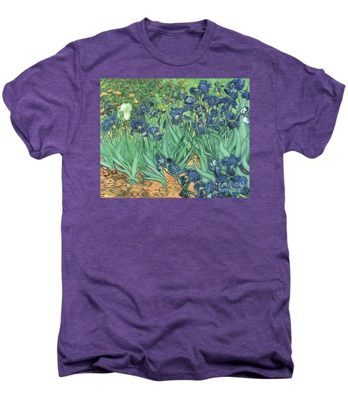 Irises Men's Premium T-Shirt