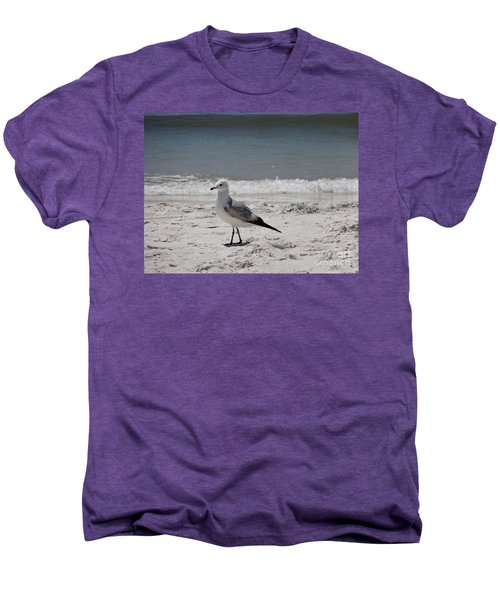 Just Strolling Along Men's Premium T-Shirt by Megan Cohen