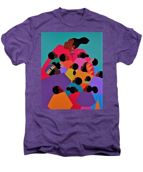 Nina The High Priestess Men's Premium T-Shirt