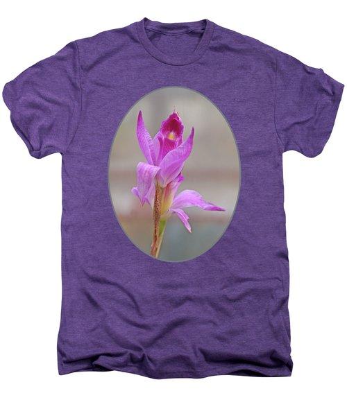 Purple Delight Men's Premium T-Shirt by Gill Billington