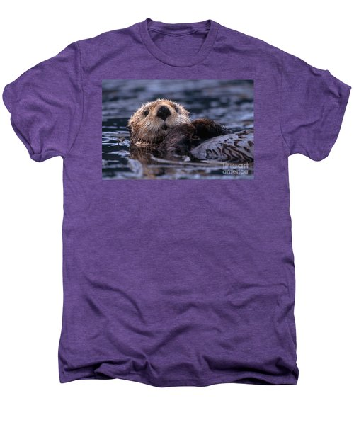 Sea Otter Men's Premium T-Shirt