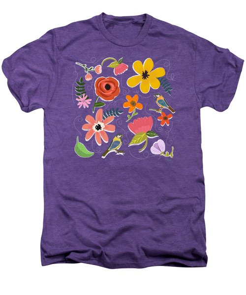 Secret Garden Men's Premium T-Shirt