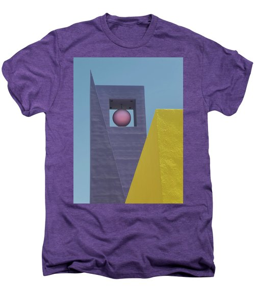 Similar Shapes Different Colors Men's Premium T-Shirt