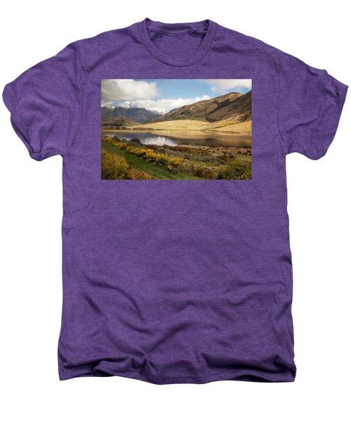 Springtime In New Zealand Men's Premium T-Shirt