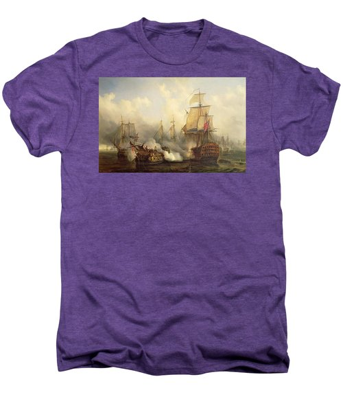 Unknown Title Sea Battle Men's Premium T-Shirt