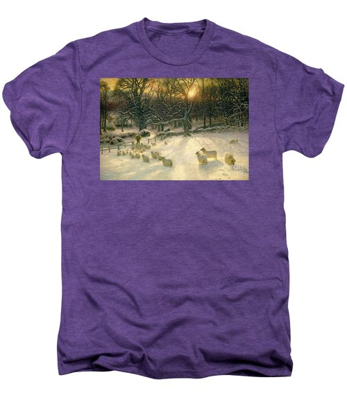 The Shortening Winters Day Is Near A Close Men's Premium T-Shirt