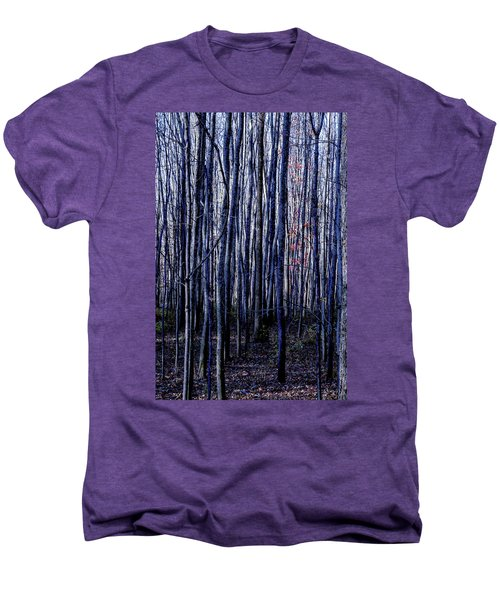 Treez Blue Men's Premium T-Shirt