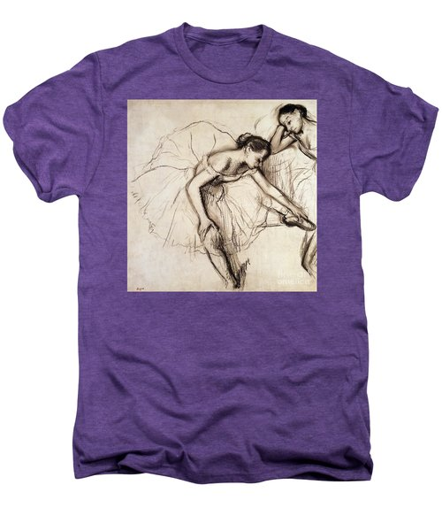 Two Dancers Resting Men's Premium T-Shirt