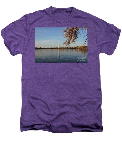 Washington Monument Men's Premium T-Shirt