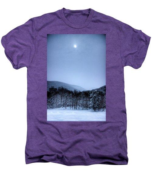 Winter Sun Men's Premium T-Shirt by Jonny D
