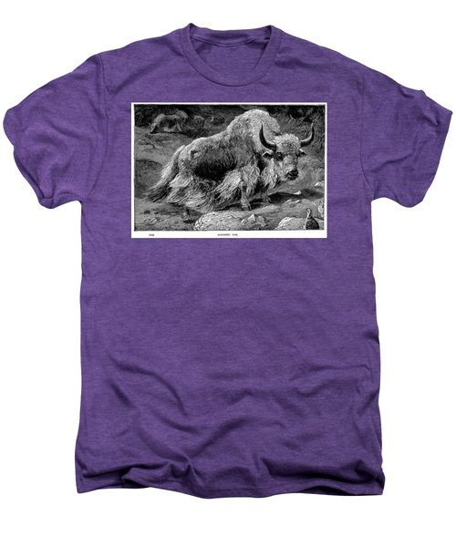 YAK Men's Premium T-Shirt by Granger