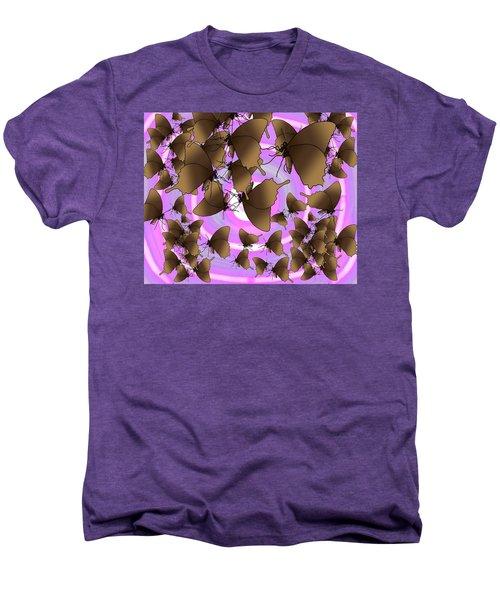 Butterfly Patterns 10 Men's Premium T-Shirt