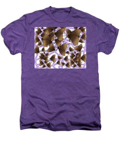 Butterfly Patterns 12 Men's Premium T-Shirt