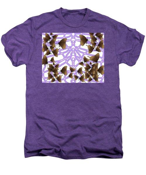 Butterfly Patterns 14 Men's Premium T-Shirt