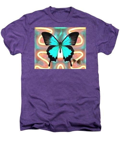 Butterfly Patterns 21 Men's Premium T-Shirt