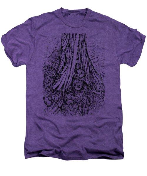 Cedar Tree Men's Premium T-Shirt