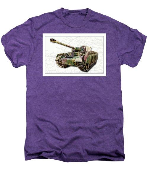 Panzer Iv Men's Premium T-Shirt