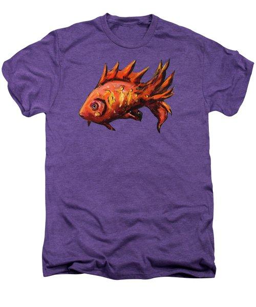 Red Fish Men's Premium T-Shirt
