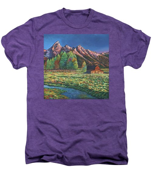 Wyoming Men's Premium T-Shirt