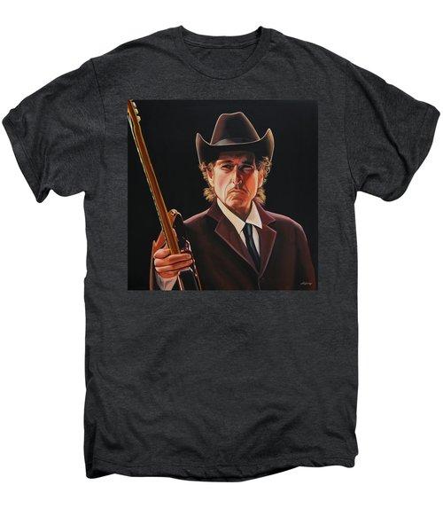 Bob Dylan 2 Men's Premium T-Shirt