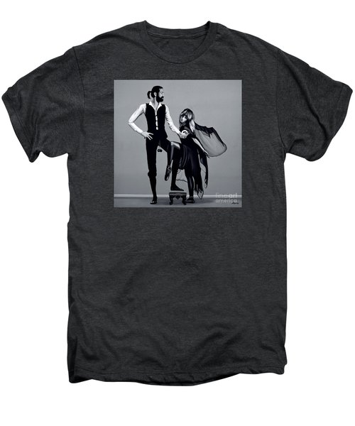 Fleetwood Mac Men's Premium T-Shirt by Meijering Manupix