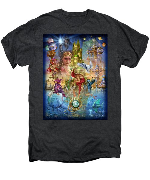 Fantasy Island Men's Premium T-Shirt